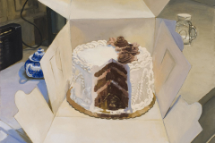 "Chocolate Cake, 30 x 40"""